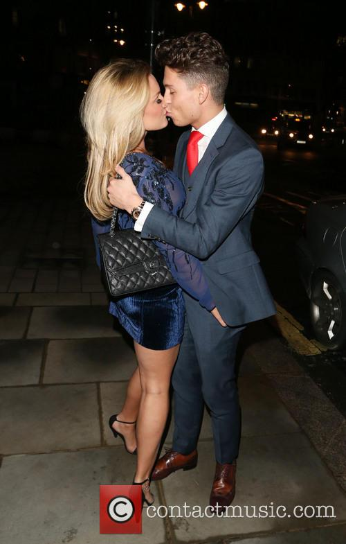Joey Essex and Sam Faiers 4