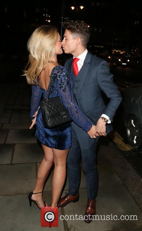 Joey Essex and Sam Faiers 1