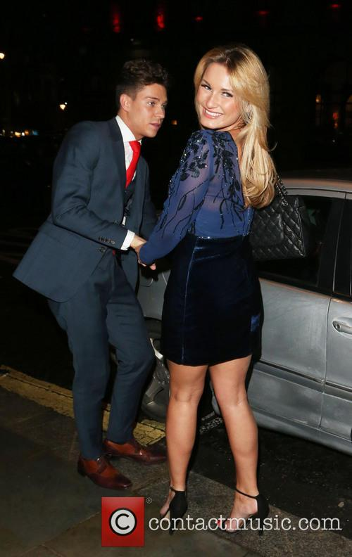 Joey Essex and Sam Faiers 12
