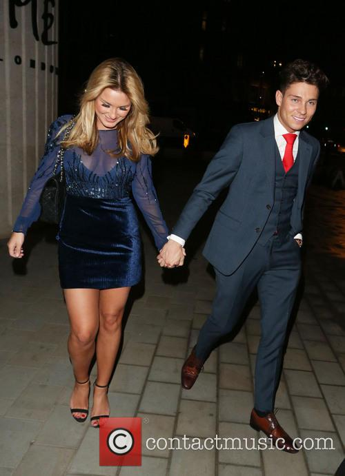 Joey Essex and Sam Faiers 16