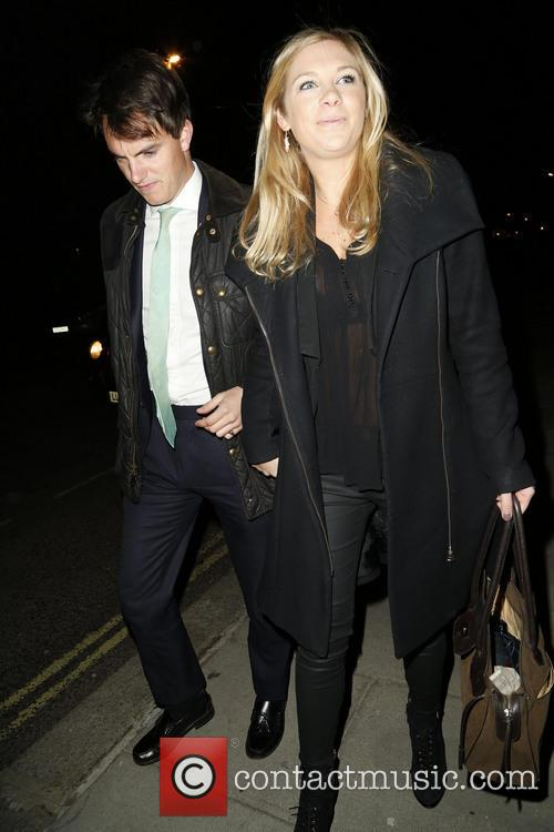 Chelsy Davy and Taylor Williams 1
