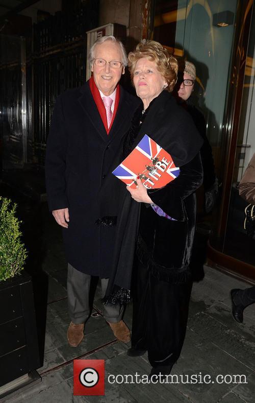 Nicholas Parsons and Annie Parsons 2