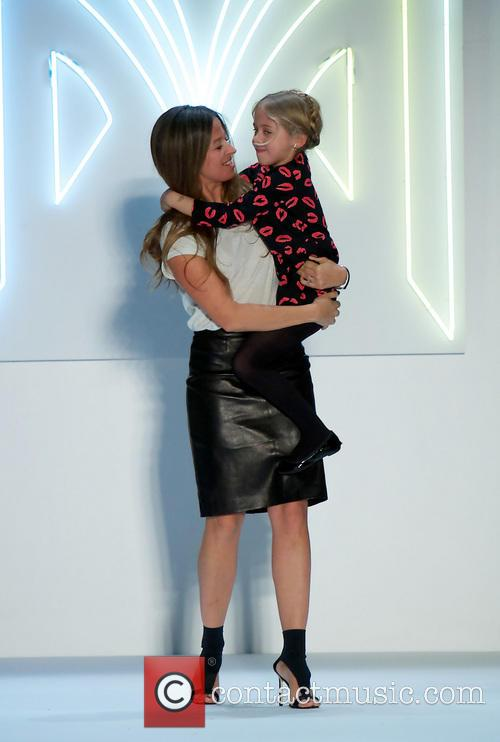 Michelle Smith and Daughter 1