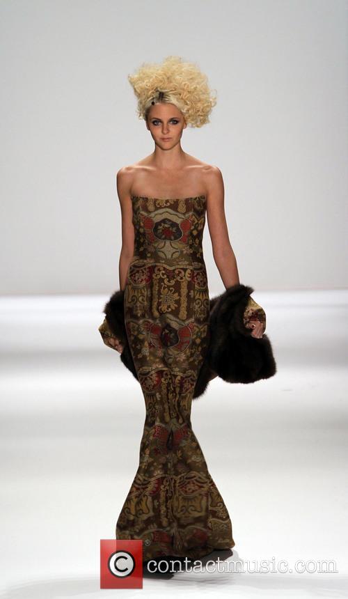 New York Fashion Wee Zang Toi - Runway