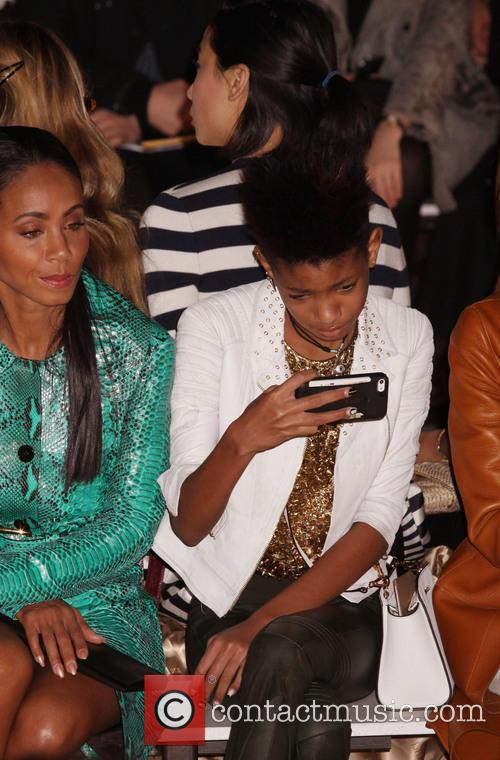 Jada Pinkett Smith and Willow Smith 2