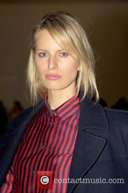 Karolina Kurkova, New York Fashion Week