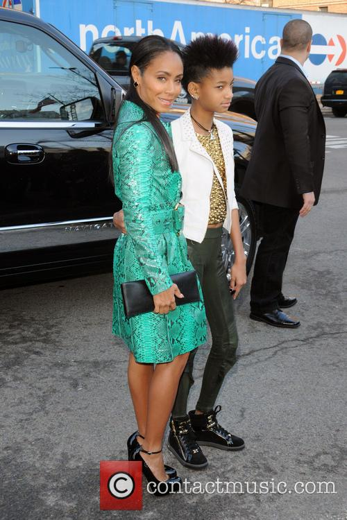 Jada Pinkett-Smith and Willow Smith 1