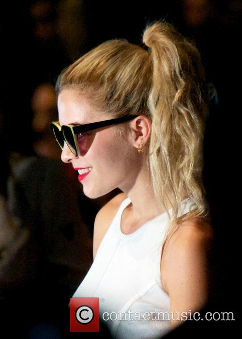 New York Fashion Week Milly by Michelle -...