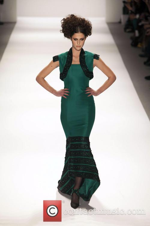 New York Fashion Week Zang Toi - Runway