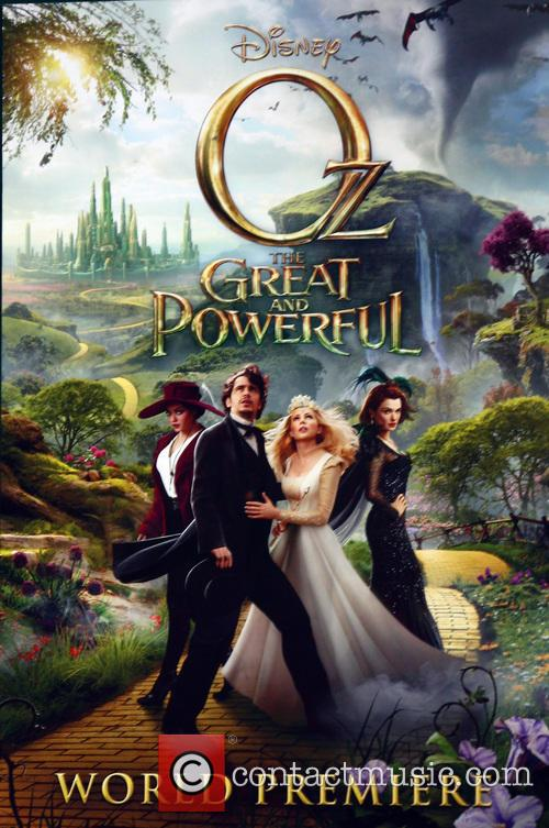 Oz The Great and Powerful Poster 4
