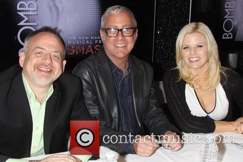 CD signing for 'Bombshell: The New Marilyn Musical...