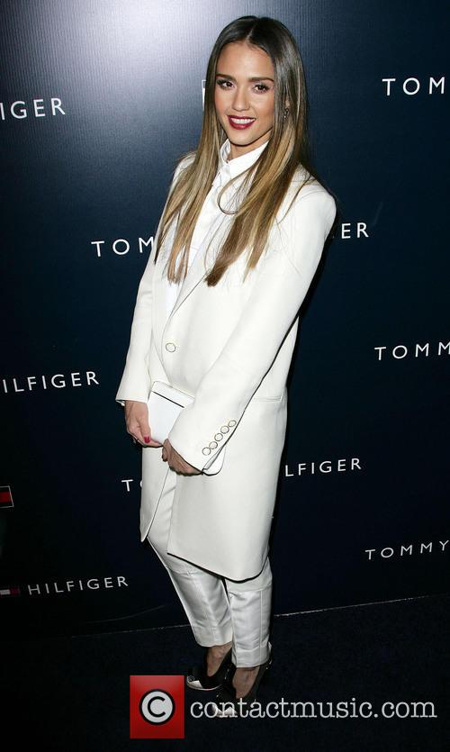jessica alba tommy hilfiger store opening 3506515