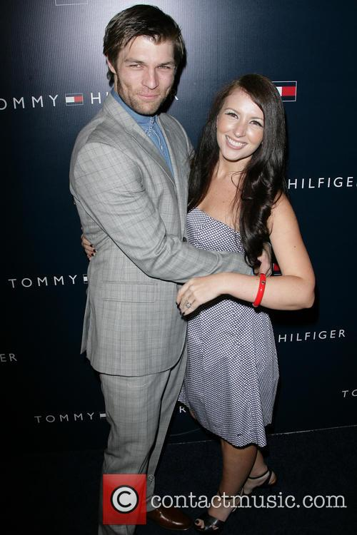 Tommy Hilfiger, Liam Mcintyre and Erin Hasan