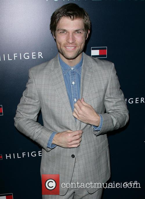 liam mcintyre party to celebrate the opening 3506284
