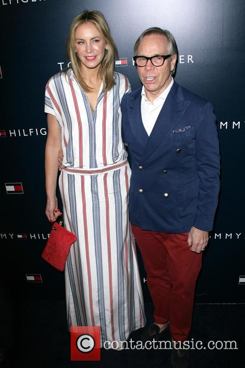 Tommy Hilfiger and Dee Hilfiger 4