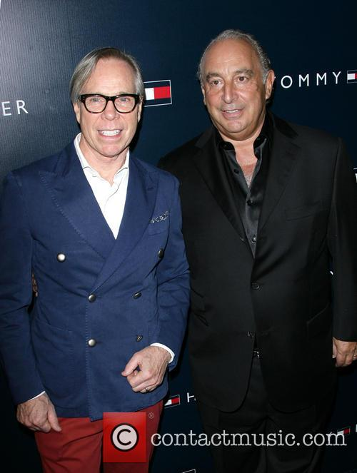 tommy hilfiger party to celebrate the opening 3506286