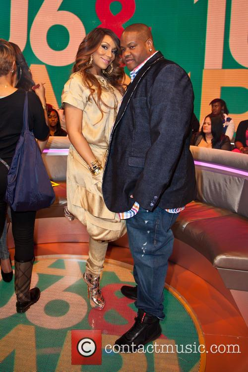 Tamar Braxton and Vincent Herbert 1