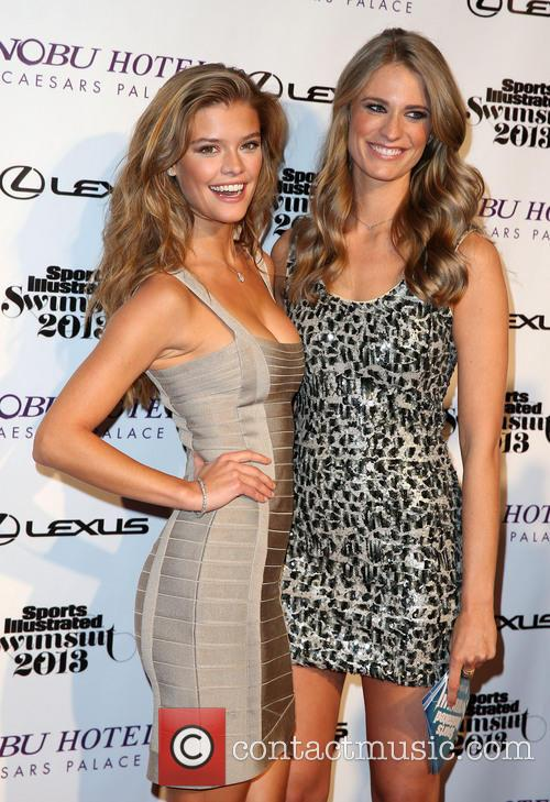 Nina Agdal and Julie Henderson 6