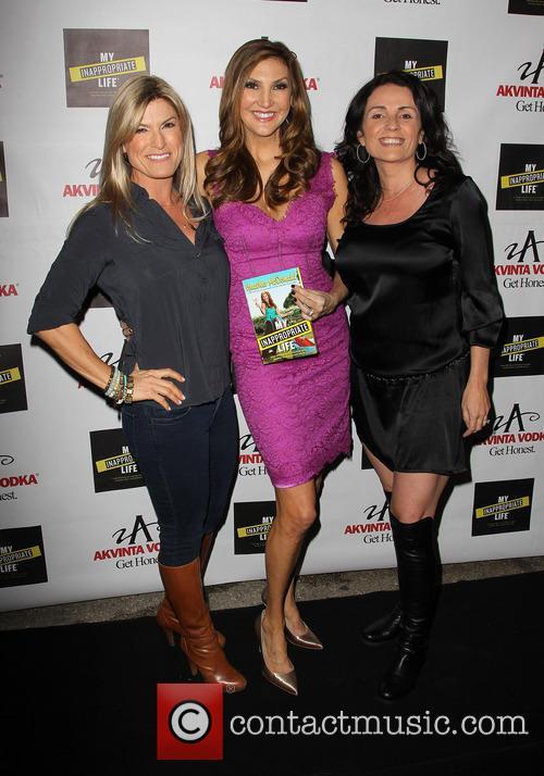Trish Suhr, Heather Mcdonald and Jenni Pulos 1
