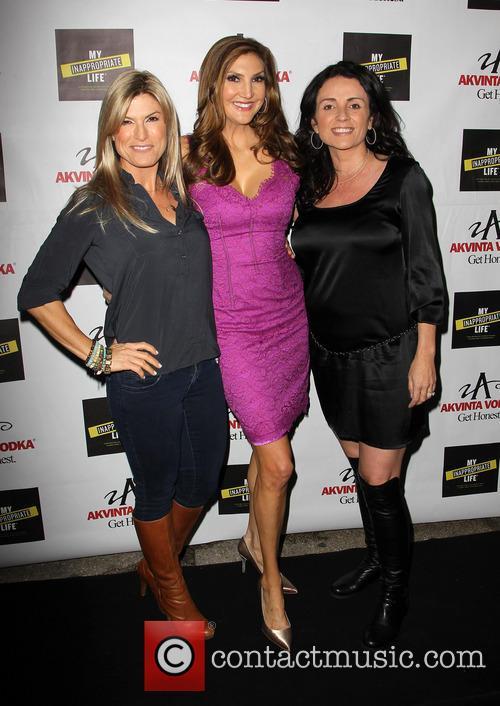 Trish Suhr, Heather Mcdonald and Jenni Pulos 2