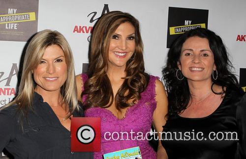 Trish Suhr, Heather Mcdonald and Jenni Pulos 3