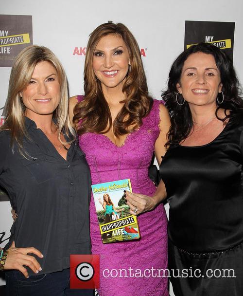 Trish Suhr, Heather Mcdonald and Jenni Pulos 4
