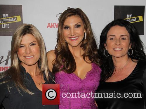 Trish Suhr, Heather Mcdonald and Jenni Pulos 5