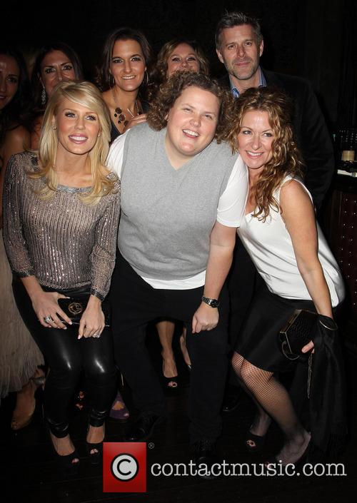Gretchen Rossi, Fortune Feimster, Sarah Colonna and Slade Smiley 1