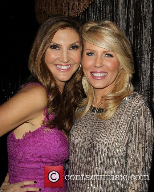 Heather McDonald and Gretchen Rossi 1