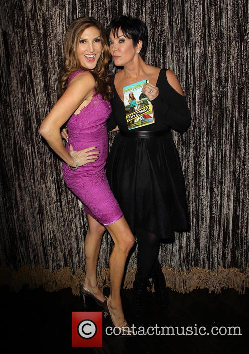 Heather Mcdonald and Kris Jenner 4