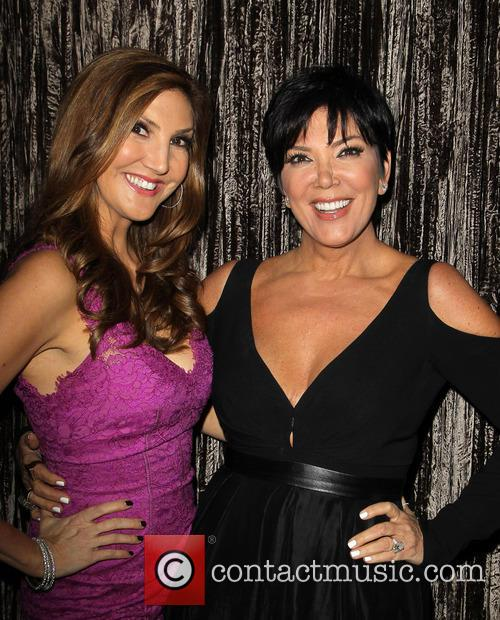 Heather Mcdonald and Kris Jenner 11
