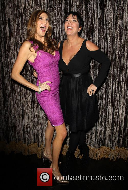 Heather Mcdonald and Kris Jenner 1