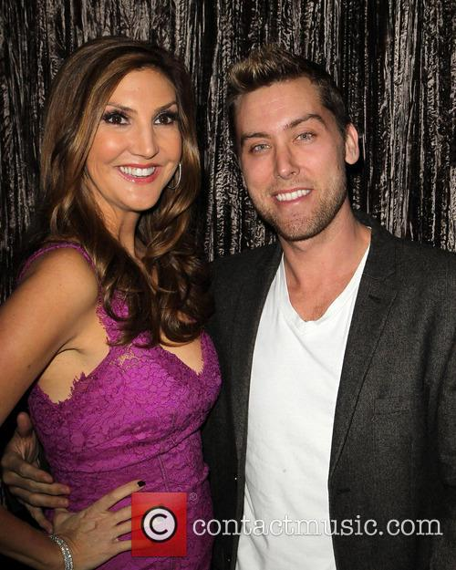 Heather Mcdonald and Lance Bass 6