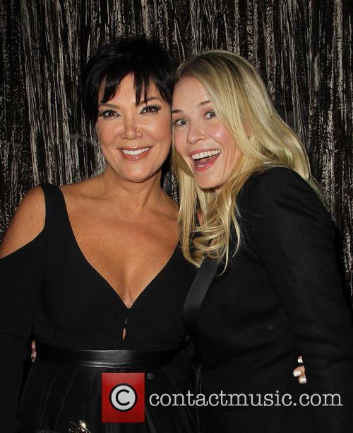Kris Jenner and Chelsea Handler 5