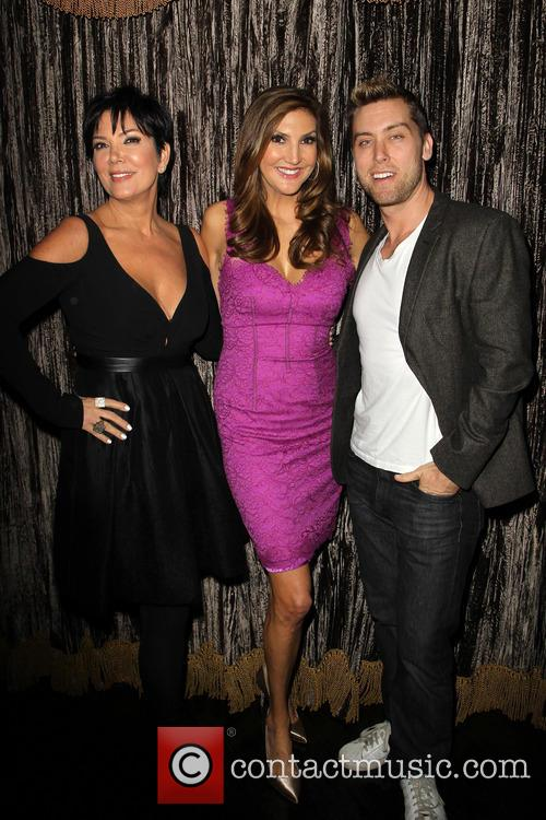 Kris Jenner, Heather Mcdonald and Lance Bass 3