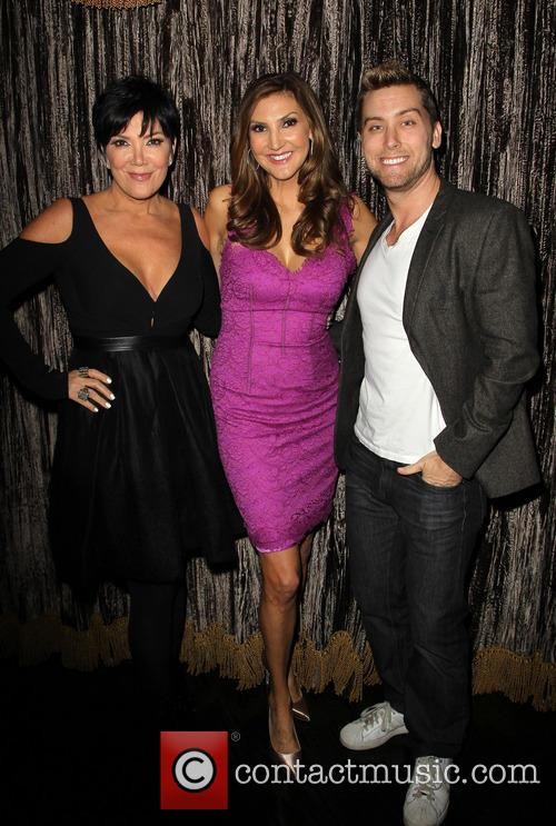 Kris Jenner, Heather Mcdonald and Lance Bass 5