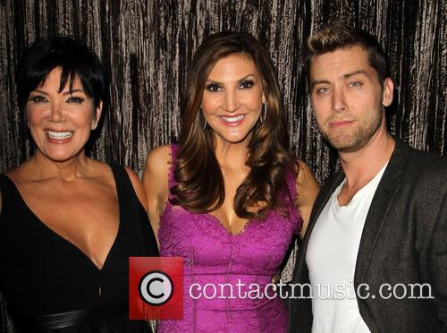 Kris Jenner, Heather Mcdonald and Lance Bass 11