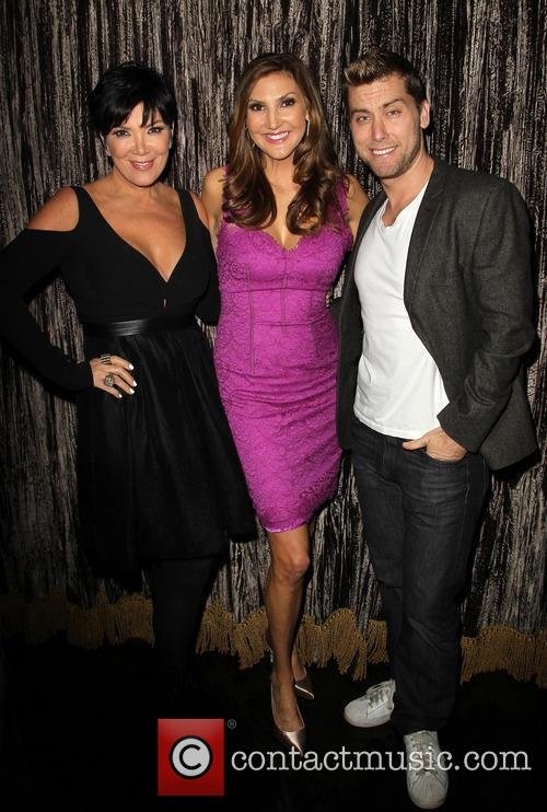 Kris Jenner, Heather McDonald, Lance Bass