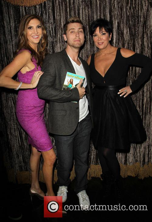 Lance Bass, Heather McDonald, Kris Jenner