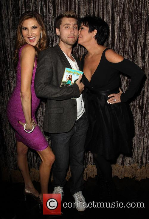 Lance Bass, Heather Mcdonald and Kris Jenner 3