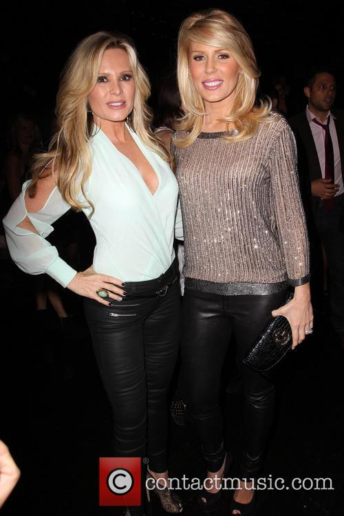 Tamra Barney and Gretchen Rossi 1