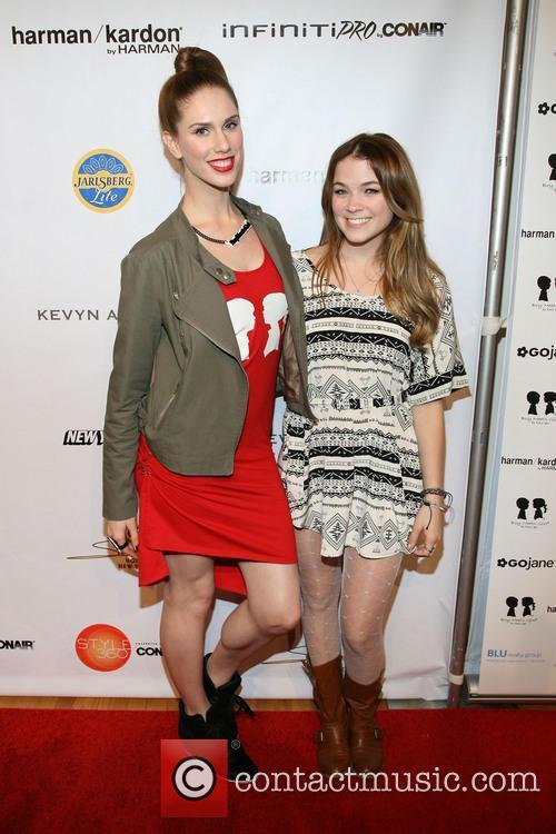 Cassandra Bankson and Lenay Dunn 5