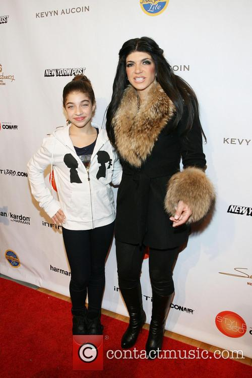 Gia Giudice, Teresa Giudice, New York Fashion Week