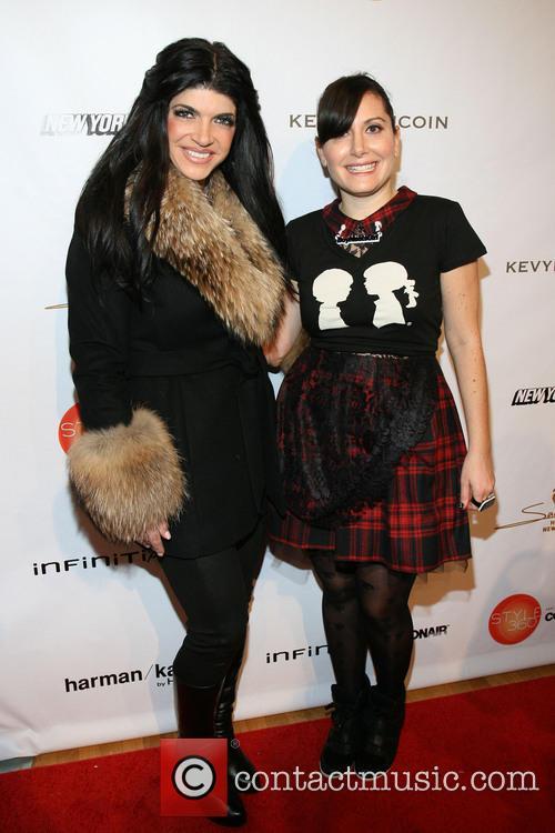 Teresa Giudice and Stacy Igel 3