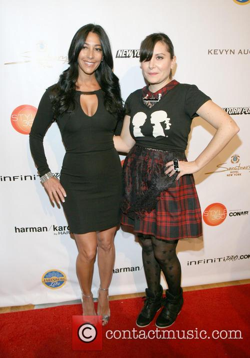 Carla Facciolo and Stacy Igel 2