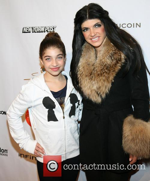 Gia and Teresa Giudice 1