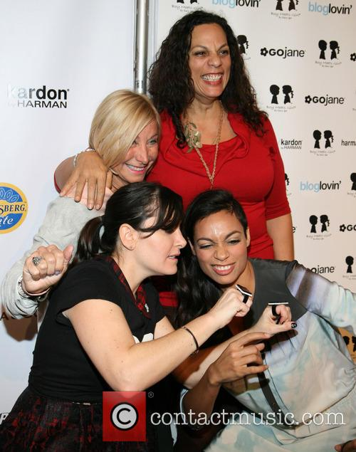 Stacy Igel, Dj Norma, Isabel Dawson and And Rosaro Dawson 9