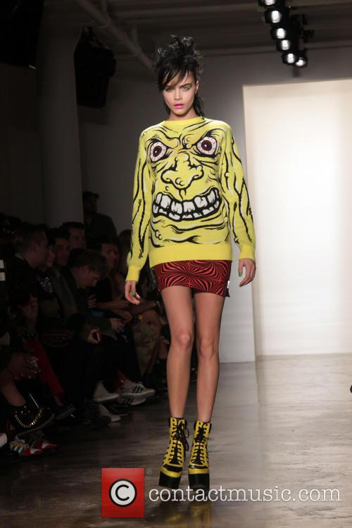 MADE - Jeremy Scott Runway