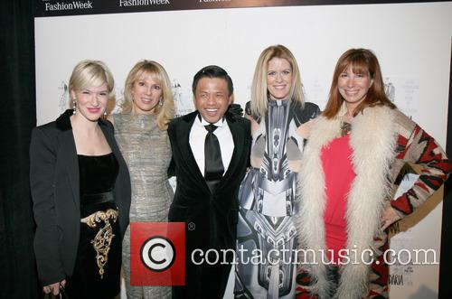 Julie Macklowe, Ramona Singer, Zang Toi, Alex Mccord and Jill Zarin 3
