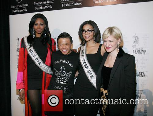 Nana Meriwether, Zang Toi and Logan West - 3